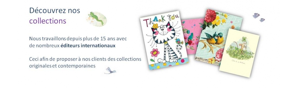 Bannière Collections
